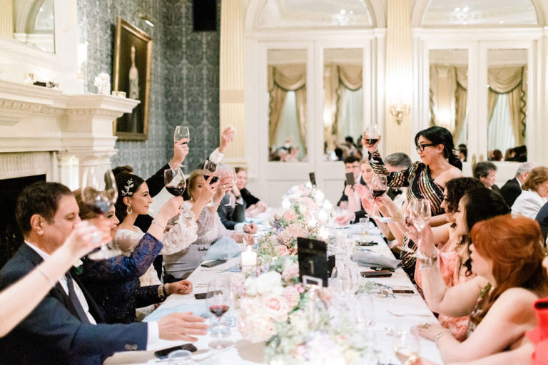speeches at the drawing room